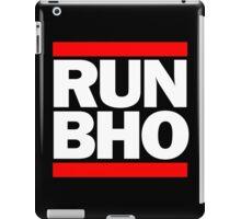 Run BHO iPad Case/Skin