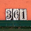 ...361... by Lynne Prestebak