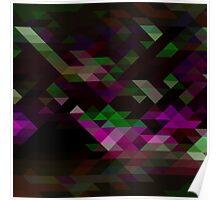 Geometric Pattern 4 Poster