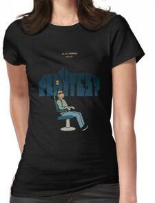 black mirror playtest Womens Fitted T-Shirt