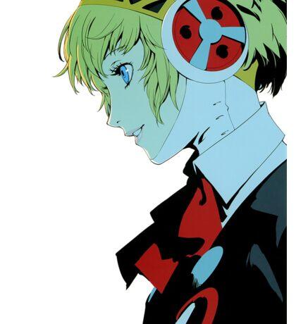 Persona 3 - Aigis/Aegis Sticker
