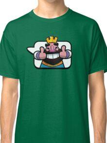Clash Royale Thumbs Up Emoji Classic T-Shirt