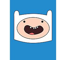 Adventure Time - Finn Photographic Print