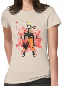 Sage Mode Womens Fitted T-Shirt