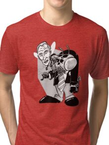 Vincent's Price is a fly Tri-blend T-Shirt