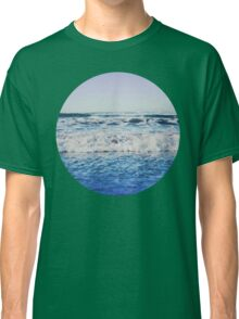 Indigo Waves Classic T-Shirt