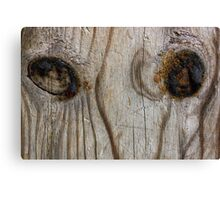 Have you seen my cousin Fred? Canvas Print