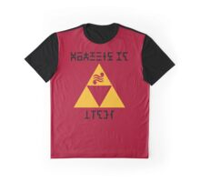 Triforce of Power Graphic T-Shirt