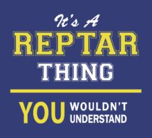 It's A REPTAR thing, you wouldn't understand !! by satro