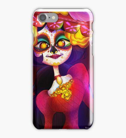 The Book of Life: La Muerte iPhone Case/Skin