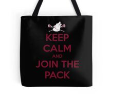 "Teen Wolf- ""Join the Pack"" Tote Bag"