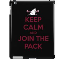"Teen Wolf- ""Join the Pack"" iPad Case/Skin"