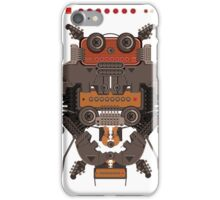 The robobugs guitar iPhone Case/Skin