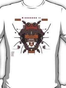 The robobugs guitar T-Shirt