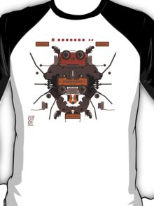 The robobugs guitar T-Shirt