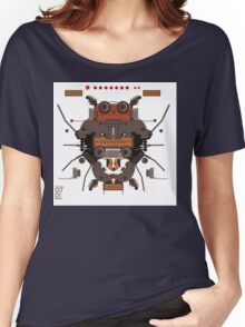 The robobugs guitar Women's Relaxed Fit T-Shirt