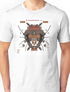 The robobugs guitar Unisex T-Shirt
