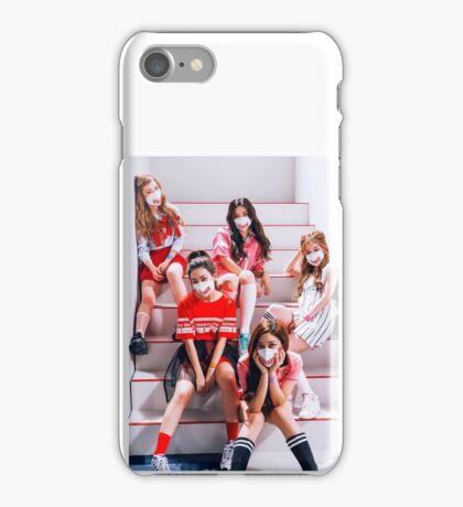 Red velvet - dumb dumb iPhone Case/Skin