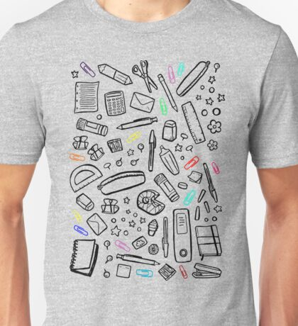 Stationery Lover Unisex T-Shirt
