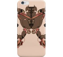 motorbike robo 1 iPhone Case/Skin