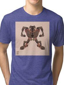 motorbike robo 1 Tri-blend T-Shirt