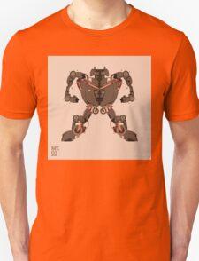 motorbike robo 1 Unisex T-Shirt