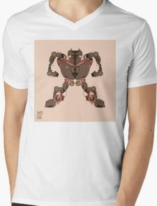 motorbike robo 1 Mens V-Neck T-Shirt