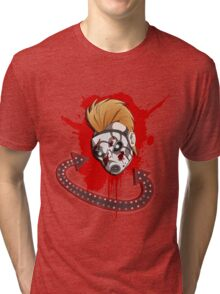 Face McShooty Tri-blend T-Shirt