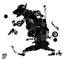 black motorbike robo 2 by singpentinkhepi