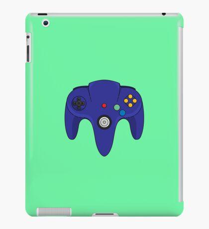 N64 Gaming Controller 1996 iPad Case/Skin