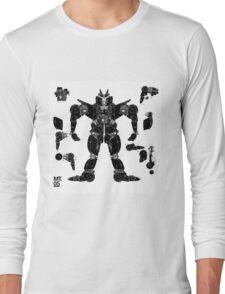 motorbike robo 3 Long Sleeve T-Shirt