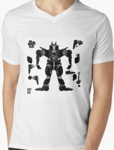 motorbike robo 3 Mens V-Neck T-Shirt