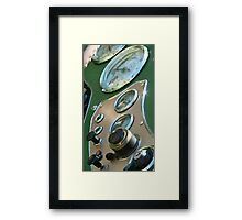 Classic-ometers Framed Print