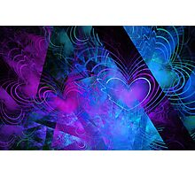 Hearts for all Seasons Photographic Print