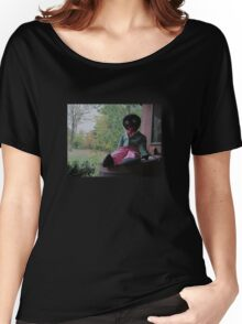 Golly on the Butterchurn Women's Relaxed Fit T-Shirt
