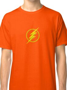 The Lighning Flash Speedster Sign Classic T-Shirt