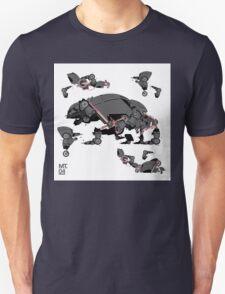Animal robots Unisex T-Shirt