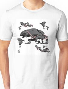 Animal robots Unisex T-Shirt