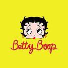 Betty Boop Cartoon Head by aditmawar
