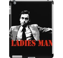 Ted Bundy Is A Ladies Man iPad Case/Skin