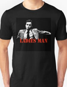 Ted Bundy Is A Ladies Man Unisex T-Shirt