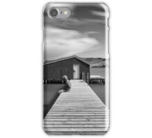 Passing times  iPhone Case/Skin