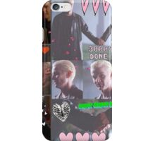 Spangel Edit iPhone Case/Skin