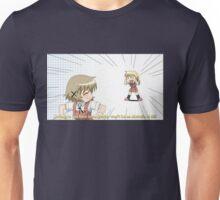 Love - Hidamari Sketch Unisex T-Shirt