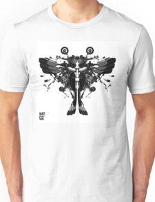 blackbird motorbike robo Unisex T-Shirt