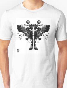 blackbird motorbike robo T-Shirt