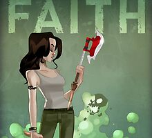 Faith Lehane by Michaelapodlesh