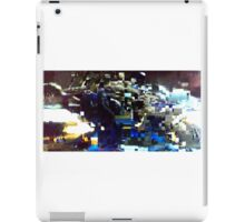 """Computer Blue"" iPad Case/Skin"