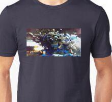 """""""Computer Blue"""" Unisex T-Shirt"""