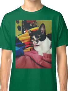 My Cat Moka Classic T-Shirt